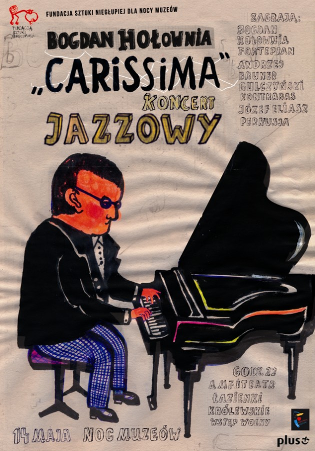 Iii Koncert Jazowy Bogdana Hołowni Godz2230 łazienki